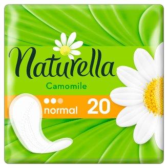 Naturella Normal Camomile wkładki higieniczne x20