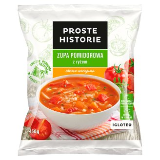 Proste Historie Tomato Soup with Rice 450 g