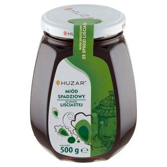Huzar Leaved Honeydew Honey 500 g