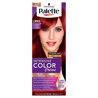Palette Intensive Color Creme Hair Colorant Glowing Chestnut LRN5