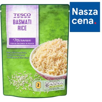 Tesco Basmati Rice 250 g