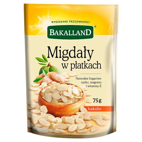 Bakalland Almonds Flakes 75 g