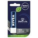 NIVEA MEN Active Care Pomadka do ust 4,8 g