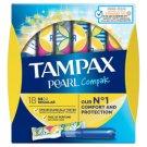 Tampax Compak Pearl Regular Tampony z aplikatorem, 18 sztuk