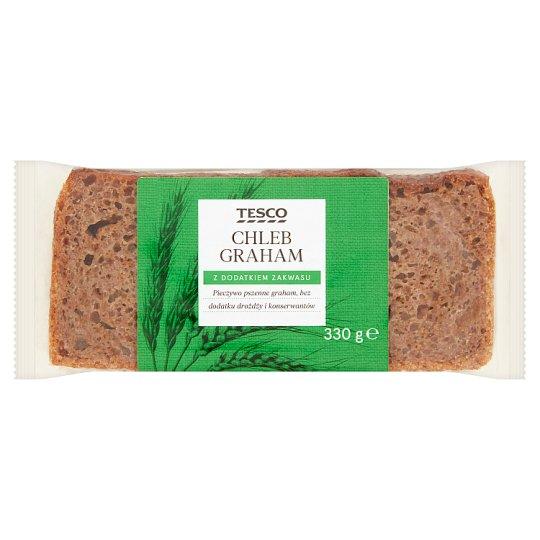Tesco Graham Bread 330 g