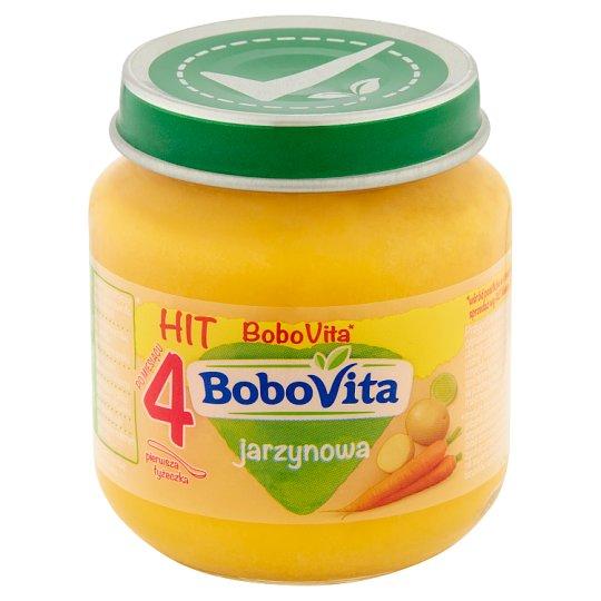 BoboVita Jarzynowa po 4 miesiącu 125 g