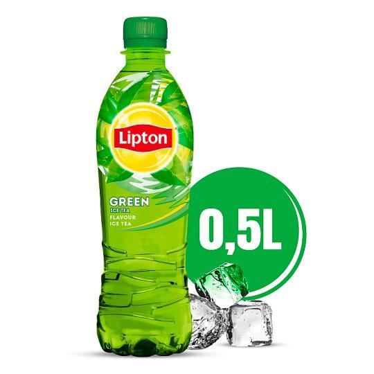 Lipton Ice Tea Green Tea Napój niegazowany 500 ml