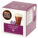 Nescafé Dolce Gusto Chococino Caramel Czekolada w kapsułkach 204,8 g (16 sztuk)