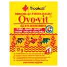 Tropical Ovo-vit Flakes Strengthening Egg Food for Aquarium Fish 12 g