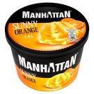 Manhattan Classic Lody z serkiem twarogowym i lody pomarańczowe 1,4 l