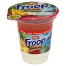 Müller Froop Tropical Pineapple Passionfruit Cherry Yogurt Fruits Added 150 g