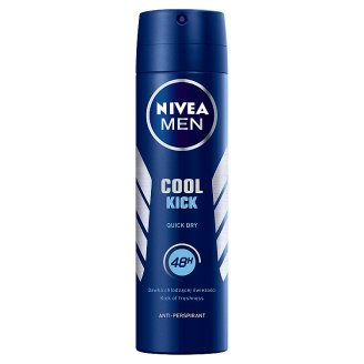 NIVEA MEN Cool Kick Anti-Perspirant Spray 150 ml