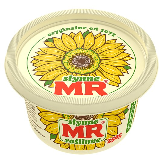 MR Słynne Margarine 250 g