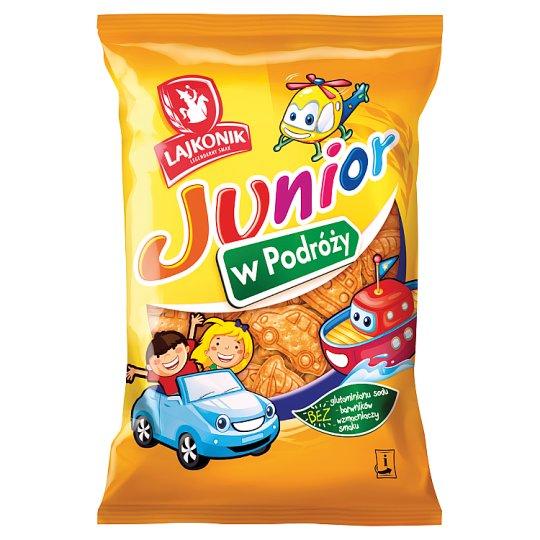 Lajkonik Junior Travel Vanilla Flavoured Pretzel Cracker 100 g