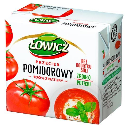 Łowicz Tomato Puree 500 g