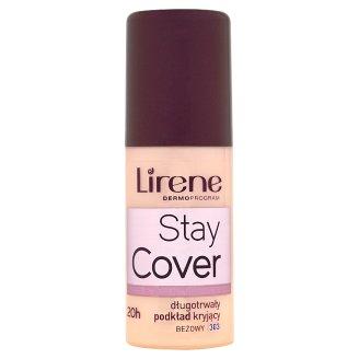 Lirene Stay Cover Long Lasting Covering Foundation 303 Beige 30 ml