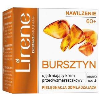 Lirene Bursztynowa Odbudowa 60+ Firming Anti-Wrinkle Day and Night Cream 50 ml