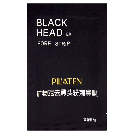Pil'aten Remove Blackheads and Pore Cleansing Mask 6 g