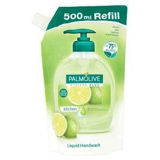 Palmolive Hygiene-Plus Kitchen Mydło w płynie do rąk zapas 500 ml