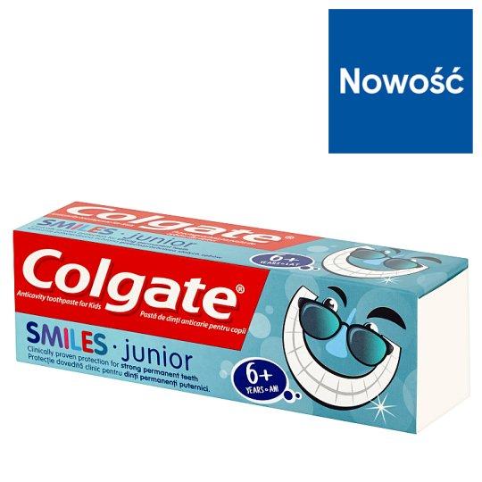 Colgate Smiles Junior Anticavity Toothpaste for Kids 6+ Years 50 ml