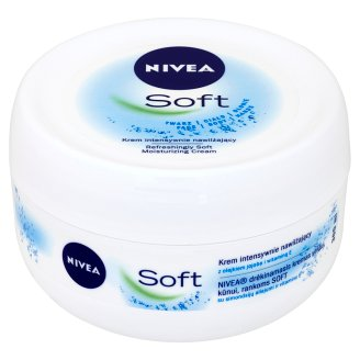 NIVEA Soft Refreshingly Soft Moisturizing Cream 300 ml