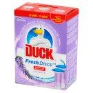 Duck Fresh Discs Lavender Zapas krążka żelowego do toalety 72 ml (2 zapasy)