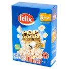 Felix Salted Microwave Popcorn 270 g (3 x 90 g)