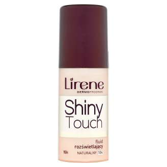 Lirene Shiny Touch 16h Brightening Fluid 104 Natural 30 ml