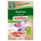 Kotányi Szafran oryginalny 0,12 g