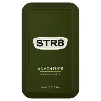STR8 Adventure Woda toaletowa w sprayu 50 ml