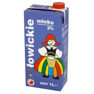 Łowicz Łowickie Milk UHT 2% 1 L