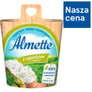 Almette with Cucumber and Herbs Fluffy Cottage Cheese 150 g