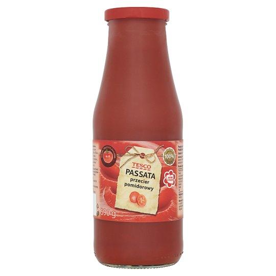 Tesco Passata Tomatoes Sauce 690 g