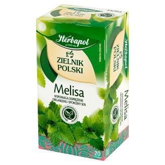 Herbapol Zielnik Polski Herbal Tea Lemon Balm 40 g (20 x 2 g)