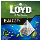 Loyd Earl Grey Flavoured Black Tea 85 g (50 Tea Bags)