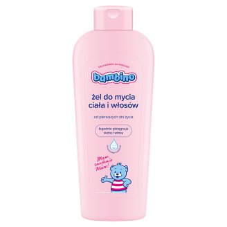 Bambino 2 in 1 Body Wash and Hair Gel 400 ml