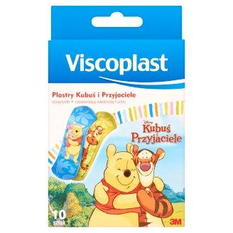 Viscoplast Winnie the Pooh Band-Aid 10 Pieces