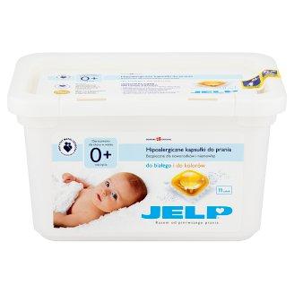 JELP Hypoallergenic Washing Capsules 264 g (11 x 24 g)