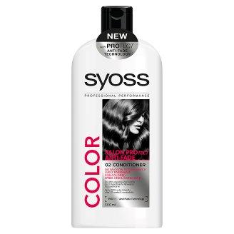 Syoss Color Salon Protect Anti-Fade Odżywka 500 ml