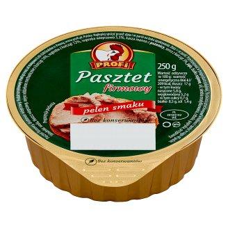 Profi Wielkopolski Pasztet z drobiem firmowy 250 g