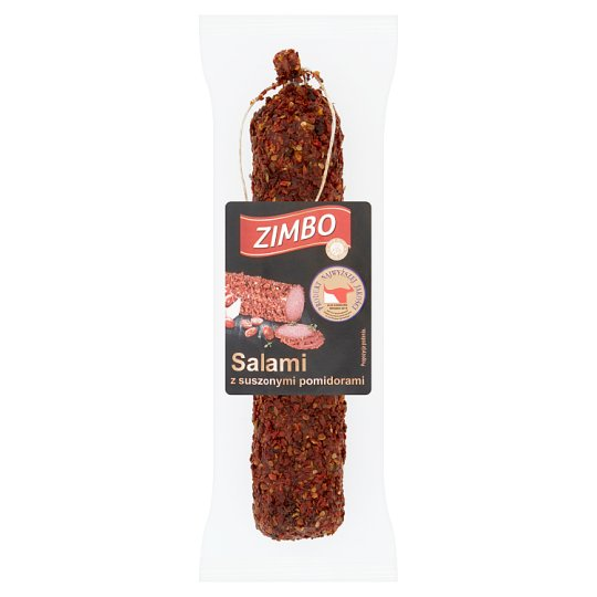 Zimbo Salami with Dried Tomatoes 250 g