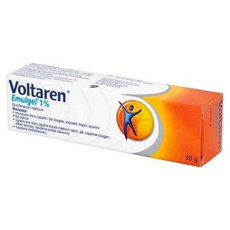 Voltaren Emulgel 1% 10 mg/g Żel Lek o działaniu przeciwbólowym przeciwzapalnym 30 g