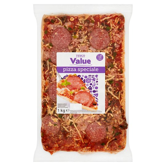 Tesco Value Pizza Speciale 1 kg