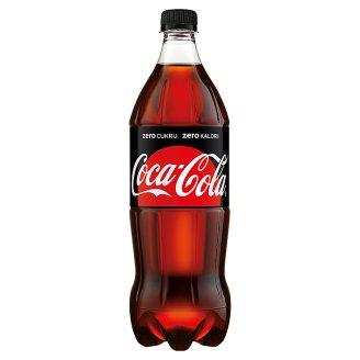Coca-Cola zero Napój gazowany 1 l