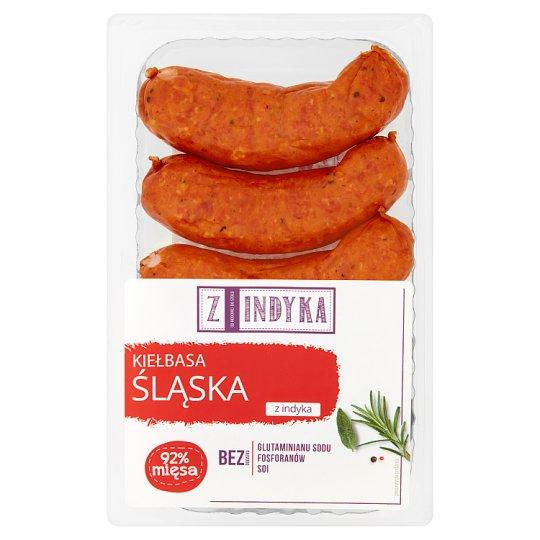Z INDYKA Turkey Silesian Style Sausage 400 g