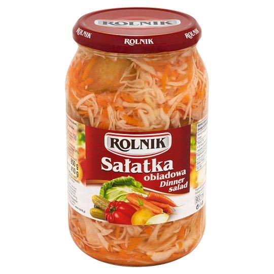 Rolnik Sałatka obiadowa 850 g