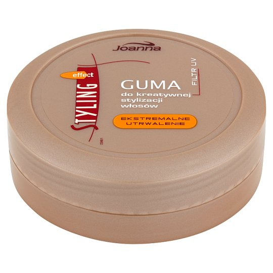 Joanna Styling Effect Gum for Creative Hair Styling 100 g