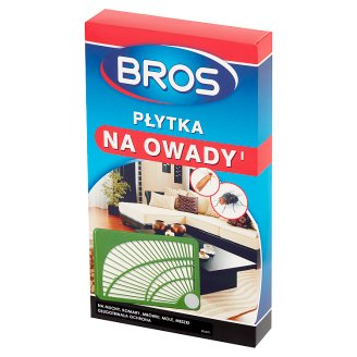 Bros Anti Insects Plate