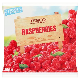 Tesco Raspberries 300 g