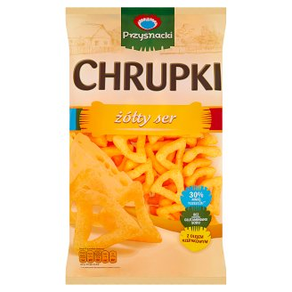 Przysnacki  Cheese Flavoured Snacks 150 g